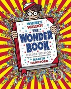 Where's Waldo Wonder Book