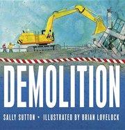 Demolition - Board Book