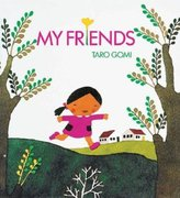 My Friends Board Book
