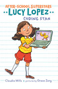 Lucy Lopez Coding Star
