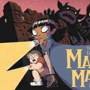 The Creepy Case Files of Margo Maloo