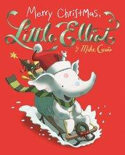Merry Christmas Little Elliot (Board Book)