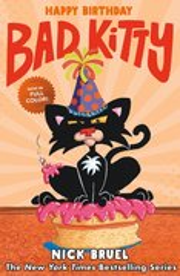 Hapy Birthday Bad Kitty Graphic Novel