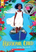 Hurricane Child (Softcover) with Autographed Bookplate