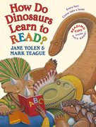 How Do Dinosaurs Learn to Read (Hardcover)