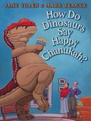 How Do Dinosaurs Say Happy Chanukah? (Board Book)