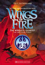 Wings of Fire Winglet Quartet