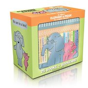 Elephant & Piggie Complete Collection with Bookends - Autographed Bookend