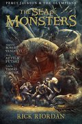 Sea of Monsters Graphic Novel