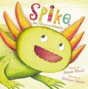 Spike the Mixed-Up Monster