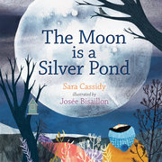 Moon is a Silver Pond