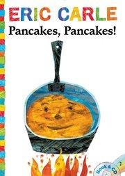 Pancakes Pancakes Book & CD Set
