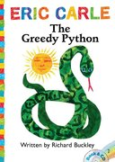 The Greedy Python Softcover Book + CD