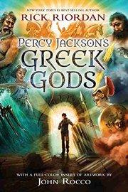 Percy Jackson's Greek Gods (Softcover)