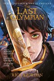 Percy Jackson Last Olympians Graphic Novel