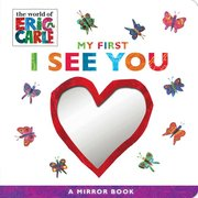 My First I See You Mirror Book