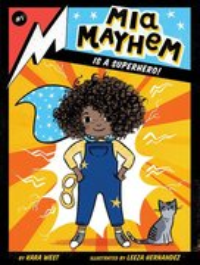 Mia Mayhem #1 Is a Superhero