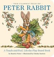 Peter Rabbit Touch & Feel Book