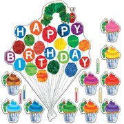 Very Hungry Caterpillar Birthday Bulletin Board Set