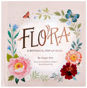 Flora: A Botanical Pop Up Book