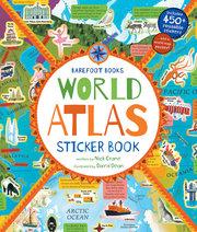 Barefoot Books World Sticker Atlas