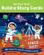 Space Quest Build-a-Story Cards