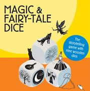Magic + Fairy Tale Storytelling Dice