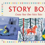 Story Box: Create Your Own Fairy Tale Puzzle