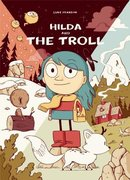 Hilda and the Troll - Softcover
