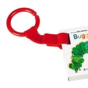 The Very Hungry Caterpillar Buggy Book - GERMAN