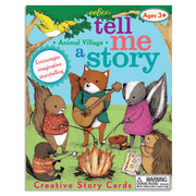 Animal Village: Tell Me a Story Cards