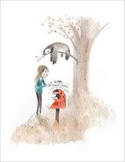 Chris Appelhans Print - Guard Sloth