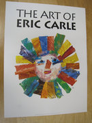 The Art of Eric Carle: Sun Poster