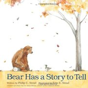 Bear Has a Story to Tell - Autographed