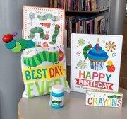 Very Hungry Caterpillar Birthday Bundle