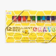 Brilliant Beeswax 12 Crayons