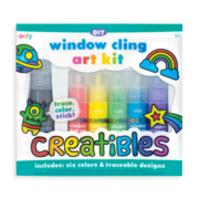 Creatibles DIY Window Cling Art Kit