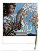 Leo & Diane Dillon Print - Earth Mother