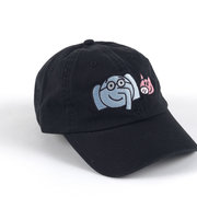 """ELEPHANT & PIGGIE"" Adult Baseball Hat"