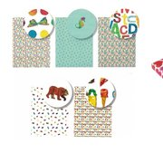 Very Hungry Caterpillar & Friends Wrapping Paper Set