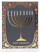 Hanukkah Gold Card