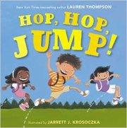 Hop, Hop, Jump! - Autographed