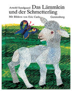 Lamb & the Butterfly (Hardcover) - GERMAN