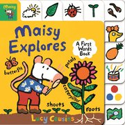Maisy Explores: A First Word Book
