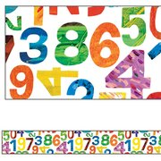 Numbers Bulletin Board Borders