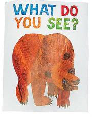 Eric Carle Brown Bear Poster