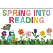 Eric Carle Season Poster - Spring
