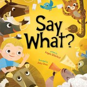 Say What? - Autographed