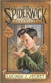 Spiderwick #3 Lucinda's Secret - Autographed Hardcover