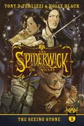 Spiderwick #2 The Seeing Stone - Autographed Softcover